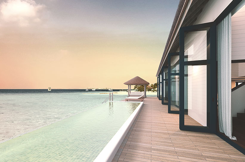 Cocoa-Water-Villa-with-Pool---Deck